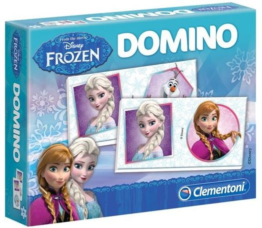 Clementoni Frozen Domino