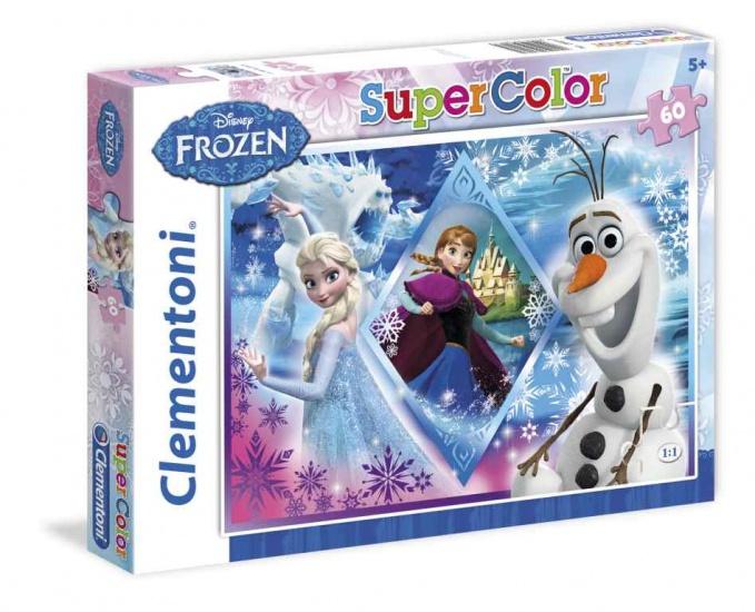 Clementoni Frozen puzzel 60 delig