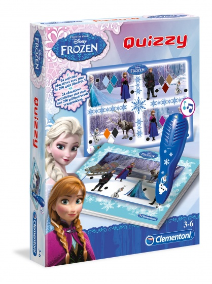 Quizzy Frozen Clementoni
