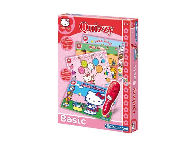 Clementoni Hello Kitty Quizzy Basic