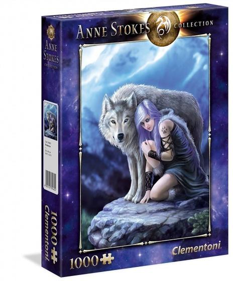 Clementoni legpuzzel Anna Stokes Protector 1000 stukjes