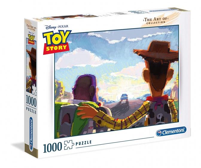Clementoni legpuzzel Disney Toy Story 1000 stukjes
