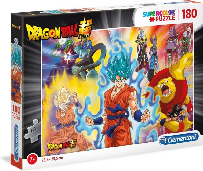 Clementoni Legpuzzel Dragon Ball 180 stukjes