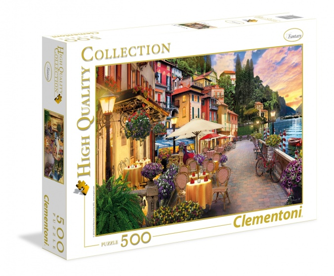 Clementoni legpuzzel High Quality Collection Monte Rosa 500 stukjes