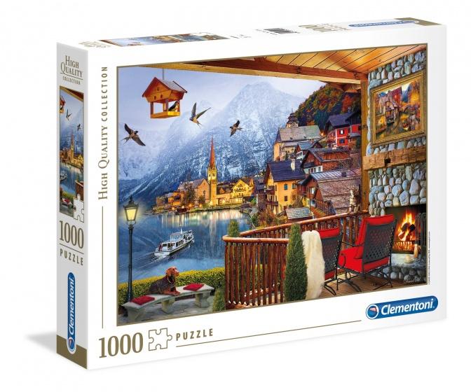 Puzzel 1000 Hallstadt