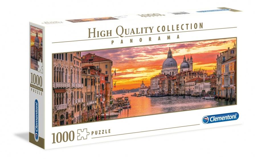 Puzzel 1000 Panorama Venice