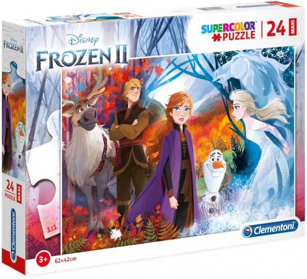 Frozen 2 Maxi Puzzel 24st