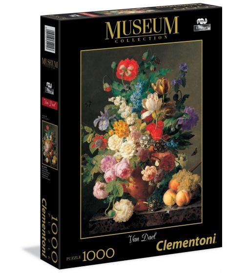 Clementoni legpuzzel Museum Collection Van Dael 1000 stukjes