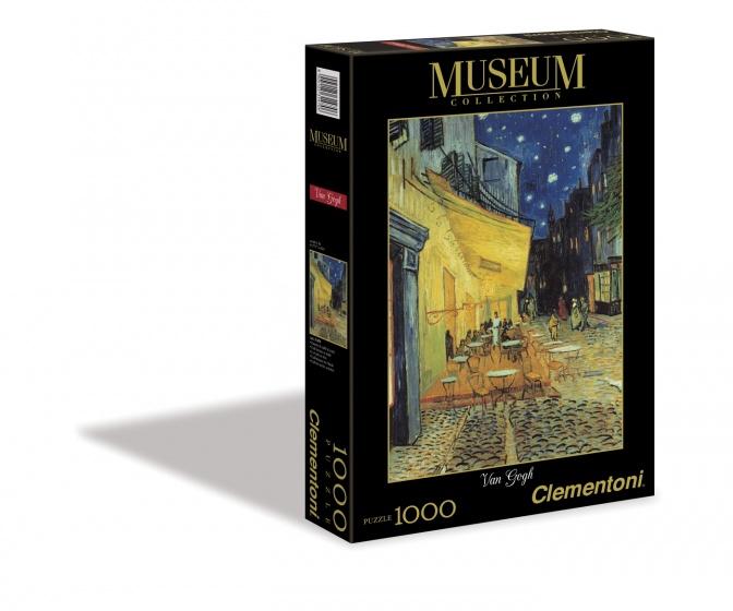 Puzzel 1000 Museum Van Gogh