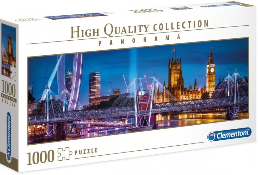 Clementoni legpuzzel Panorama Londen 1000 stukjes