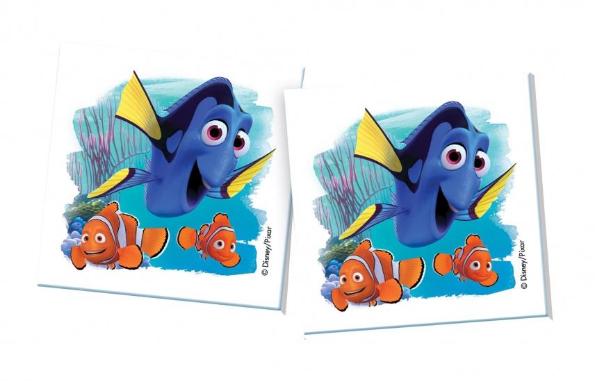 Clementoni Memory Finding Dory meisjes 48 kaarten