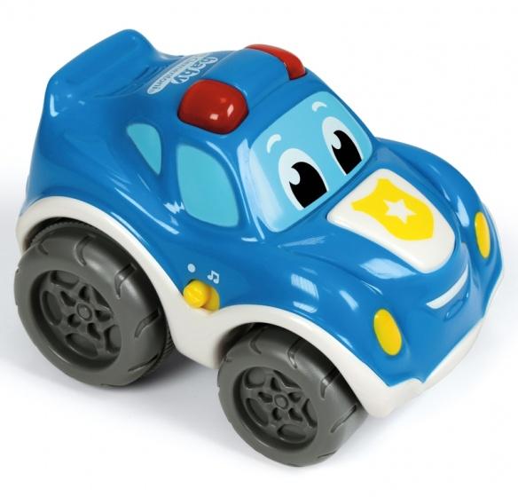 Clementoni Politieauto met terugtrekfunctie