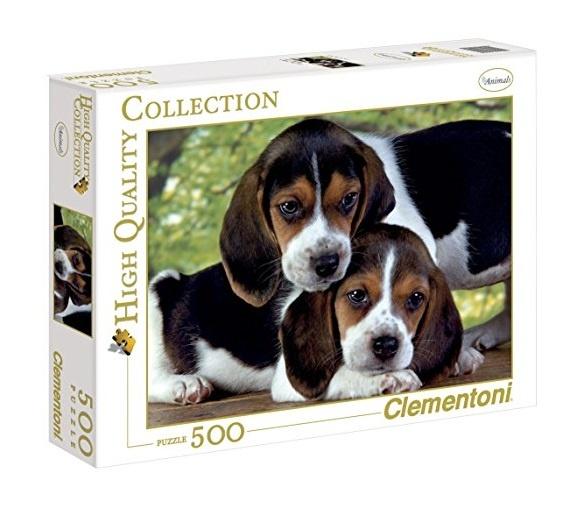 Clementoni puzzel Close Together 500 stukjes