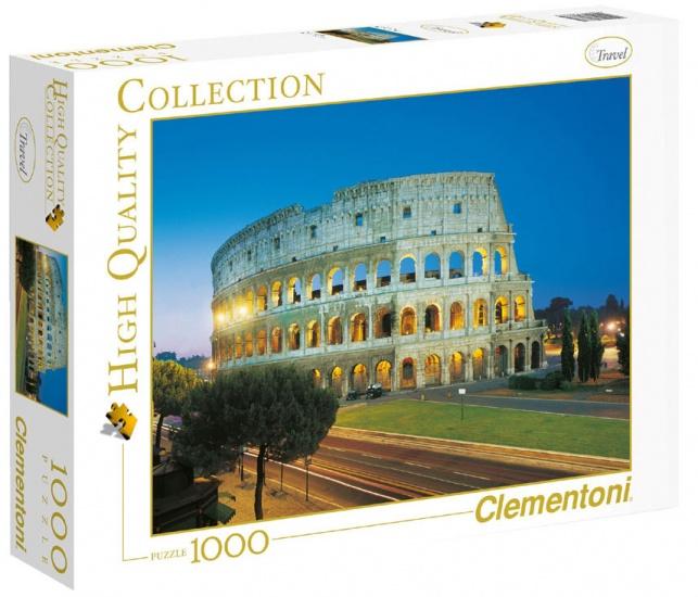 Clementoni Puzzel Colosseum Rome 100 delig