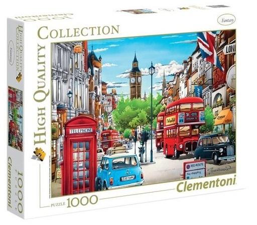 Clementoni Puzzel London 1000 stukjes