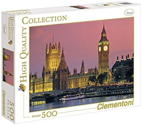 Clementoni Puzzel London 500 stukjes
