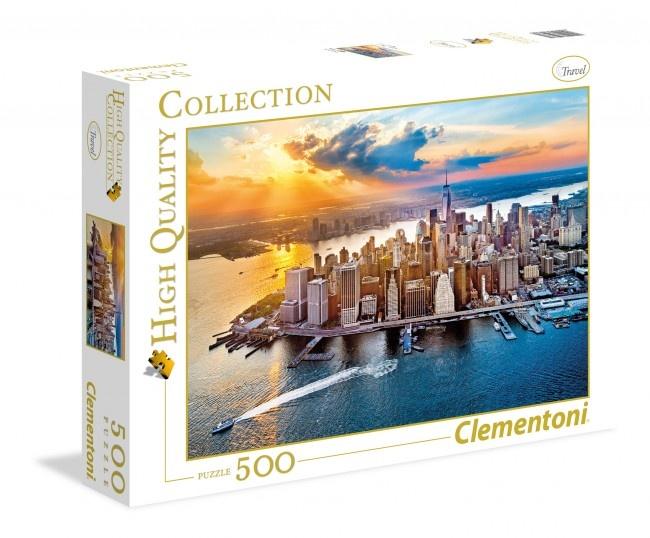 Clementoni Puzzel New York 500 stukjes