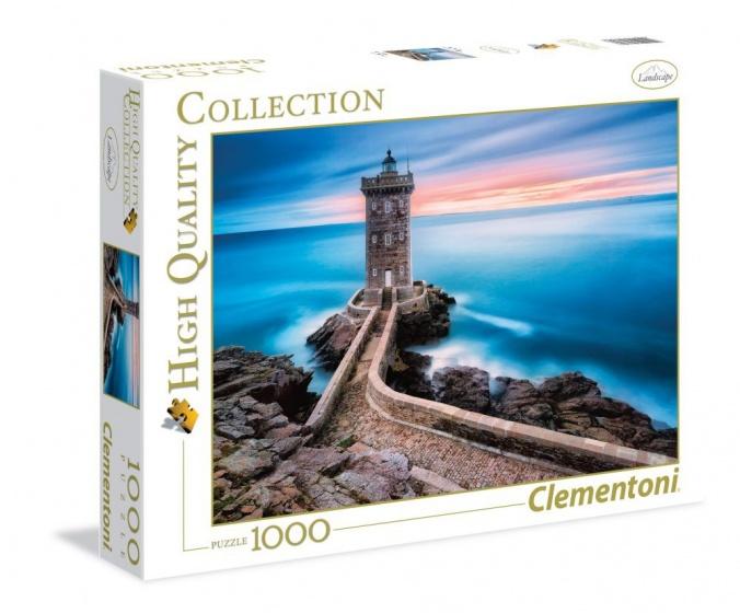 Clementoni Puzzel The Lighthouse 1000 stukjes