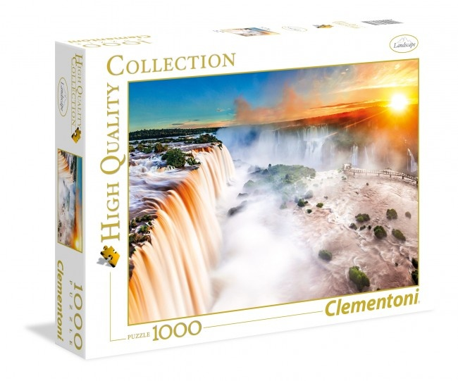 Clementoni Puzzel Waterfall 1000 stukjes