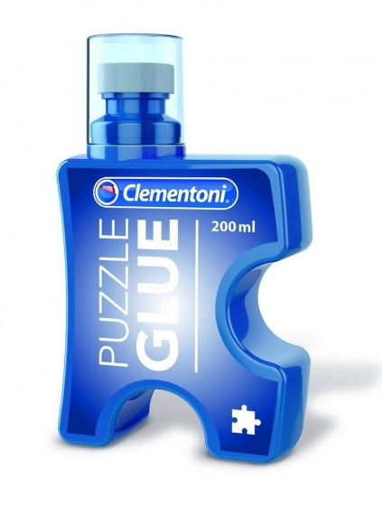 Clementoni puzzellijm Puzzle Glue 200 ml