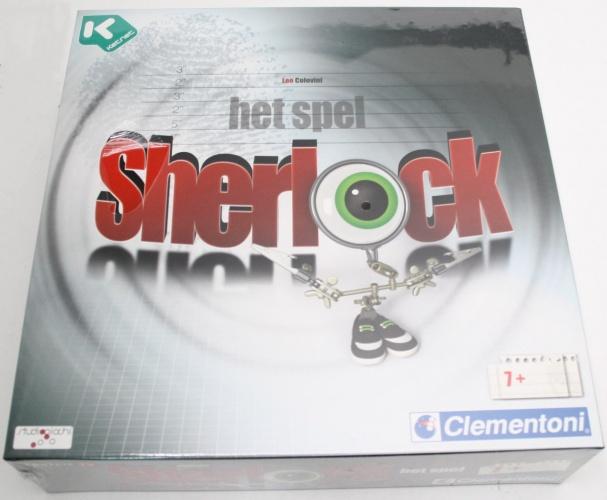 Clementoni Sherlock Het Spel