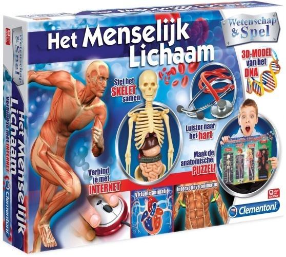 Clementoni Wetenschap menselijk lichaam