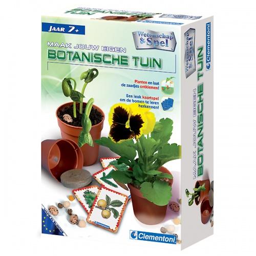 Clementoni Wetenschapspel Botanische Tuin