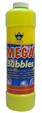 Clown Bellenblaassop Inhoud 1 Liter