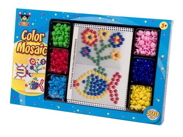 Clown Color Mosaic 300 Delig