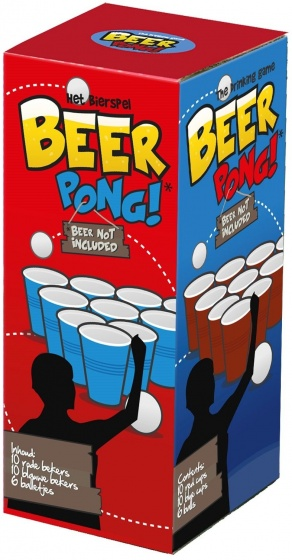 Clown Games Beerpong drinking game 27-piece