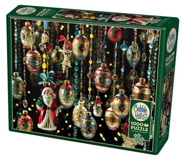 Cobble Hill Legpuzzel Christmas Ornaments 1000 stukjes