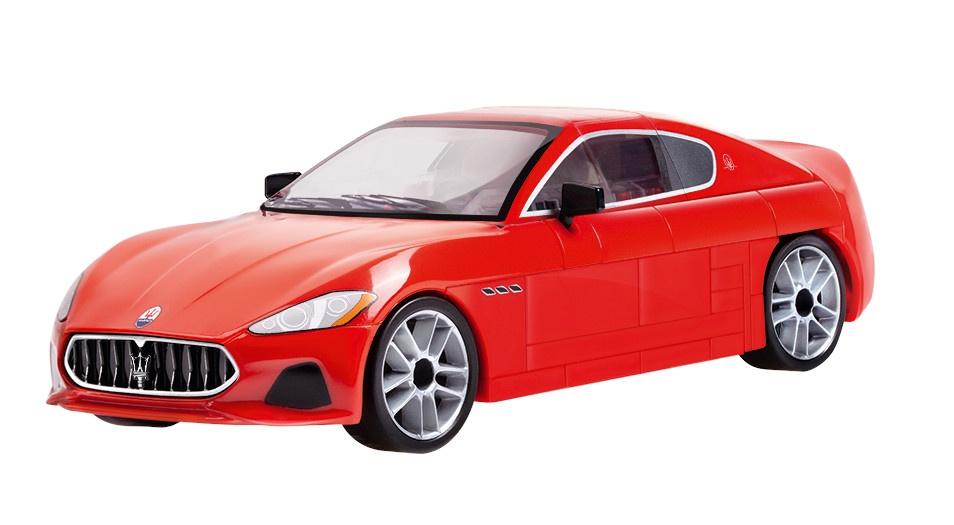 Cobi bouwpakket Maserati GranTurismo 1:35 rood 97 delig 24561