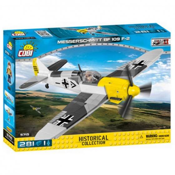 Cobi bouwpakket Small Army messenschmitt BF 109 278 delig 5715
