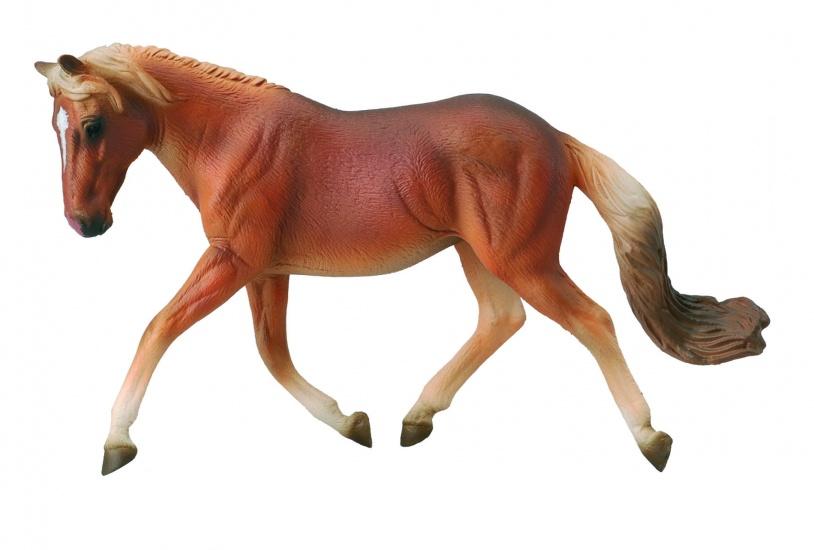 Collecta Paarden: Haflinger Merrie 13,7 X 8,3 cm