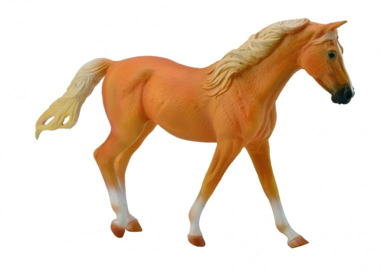 Collecta Paarden: Missouri FOX Trotter Palomino 17 X 10,5 cm