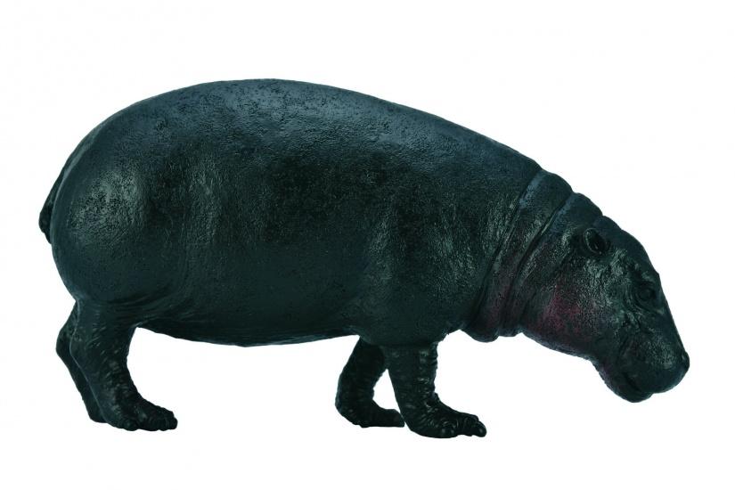 Collecta Wilde Dieren Dwergnijlpaard 10.5 X 5.5 cm