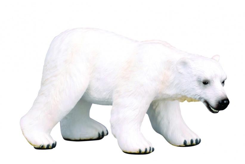 Collecta Wilde Dieren Ijsbeer 11 x 6 cm