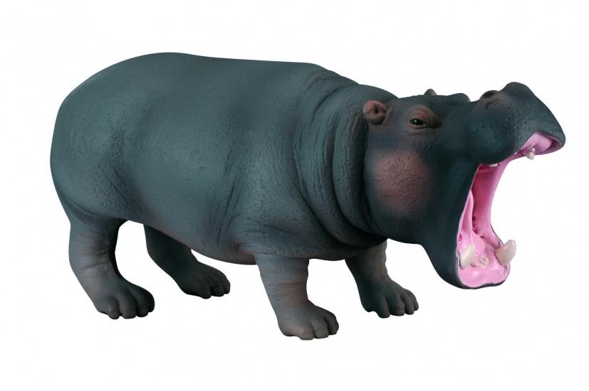 Collecta Wilde Dieren Nijlpaard 11 X 5.5 cm