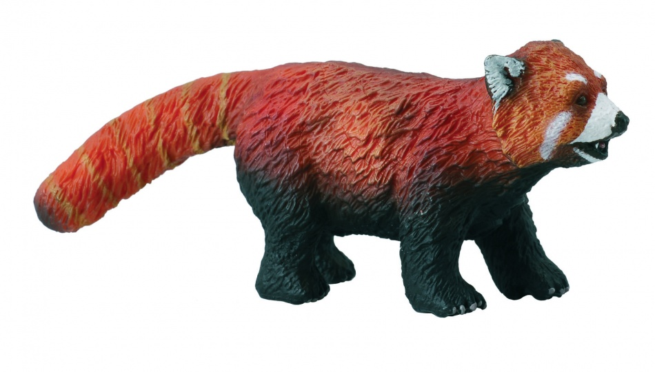 Collecta Wilde Dieren Rode Panda 7.5 x 3.3 cm