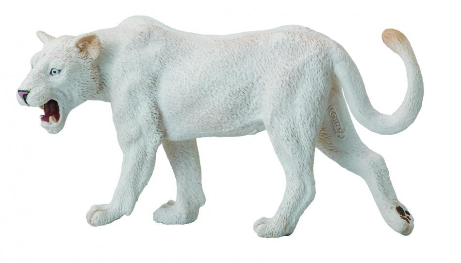 Collecta Wilde Dieren Witte Leeuwin 10.8 x 5.6 cm
