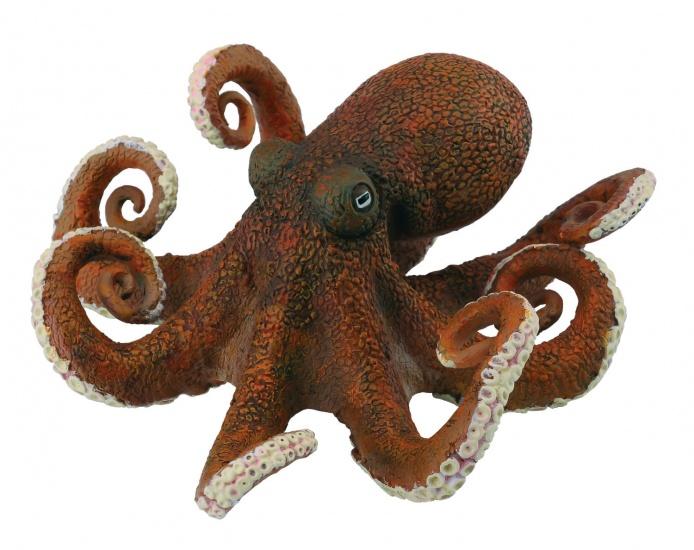 Collecta Zeedieren Octopus 11 X 4 cm