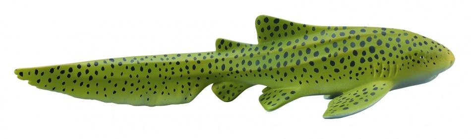 Collecta Zeedieren Zebrahaai 11,7 X 2,5 cm