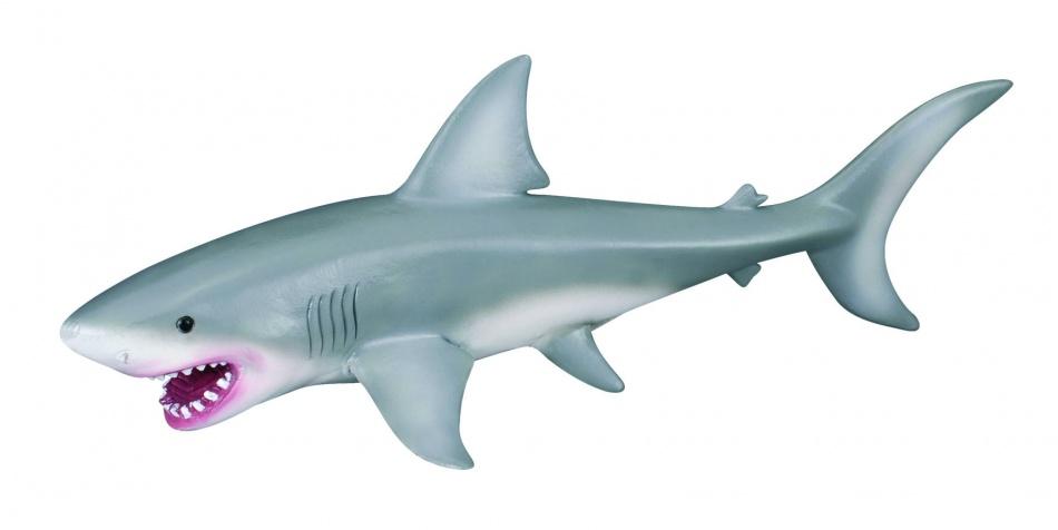 Collecta Zeedieren Grote Witte Haai 18 X 6,5 cm