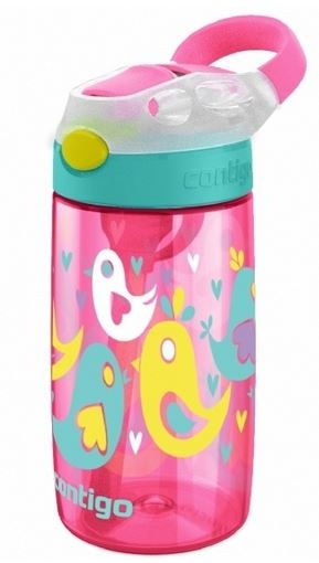 Contigo Drinkbeker Gizmo Flip Autospout Love Birds 420ml