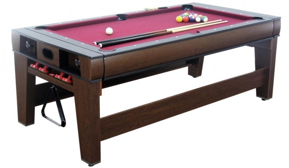 Cougar Reverso pool & airhockeytafel 217 cm kopen