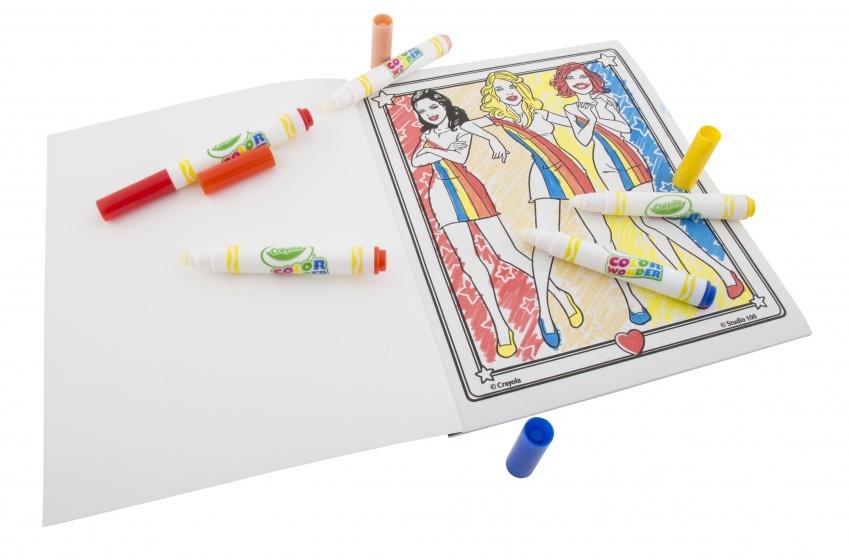 Niedlich Färbung Crayola Galerie - Ideen färben - blsbooks.com