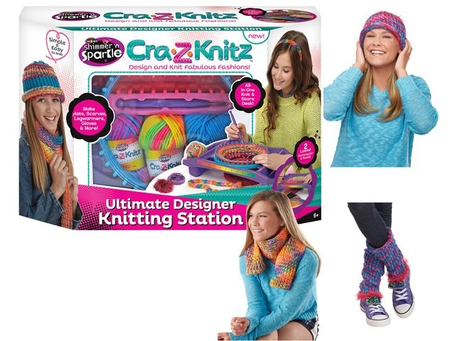 Craz Knitz