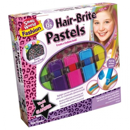Creative Hair Brite Pastels haarkrijt