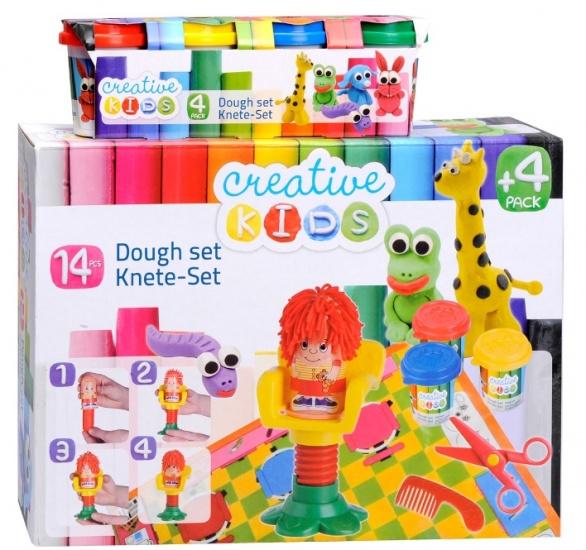 Creative kids Kleiset Haarstijllist 14 delig