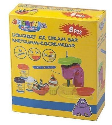 Creative Kids Kleiset ijsbar 3 x 35 gram